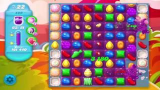 Candy Crush Soda Saga Level 429 Hard Level 3-Star ✯✯✯