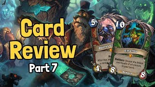 Hunter & Warrior Legendaries & More - Witchwood Card Review Part 7 - Hearthstone