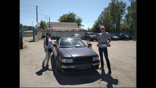 Крутая машина Кабриолет- Audi Cabriolet 1995 год выпуска.  Автохлам или нет?!