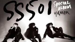 I Am - SS501 [Special Mini Album UR Man]