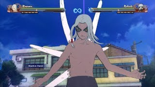 Naruto Shippuden Ultimate Ninja Storm 4 : Forgotten Ninja Mod Pack Finale Mini Update Preview