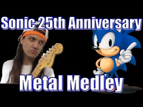 Download SONIC 25th ANNIVERSARY METAL MEDLEY