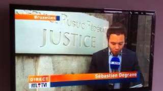 Un journaliste de RTL vomit en direct pendant le journal de
