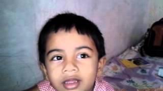 ambili ammava -drama song ,sung by vaishnav
