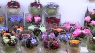 видео Интернет-магазин цветов