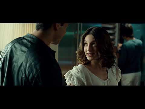 Анонс фильма «Три метра над уровнем неба» на телеканале «Новый век».