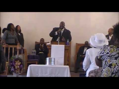 Victory Missionary Baptist Church of Springfield-  First Sermon