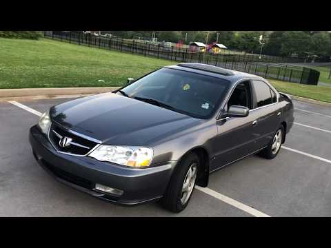 2003 Acura TL 3.2.  Quarter Million Miles Owner Review Test Drive Pov 0-60