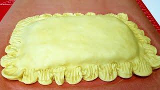 Все гости были в восторге от этого Вкусного Пирога Куриный Пирог из песочного теста