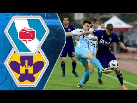 27. krog: Gorica - Maribor 0:6 ; Prva liga Telekom Slovenije 2017/2018