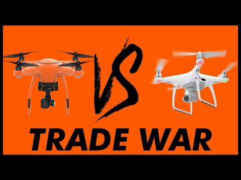 """Autel doesnt want DJI to sell drones in the US """" Not even kidding"""""""