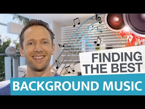 Background Music for Videos: The Best Royalty Free Sites!