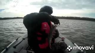 Рыбалка на реке Обь ловля щук судаков Поселок Инкино