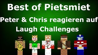 Peter & Chris reagieren auf : Laugh Challenges - E3 Stream 2018