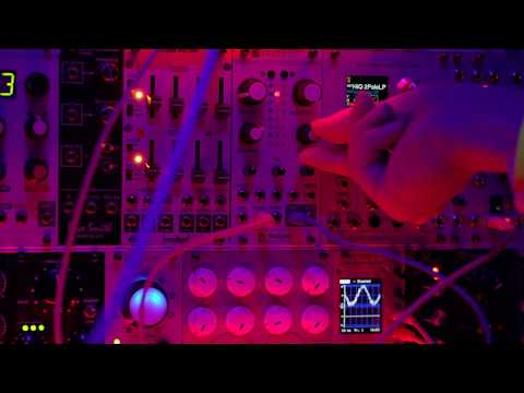Mutable Instruments Plaits (10/16) Filtered noise