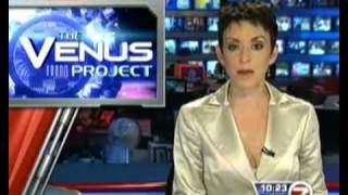 The Venus Project On Fox News 7