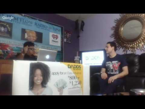 Rhythm Flow Radio w/ Andre Bellos