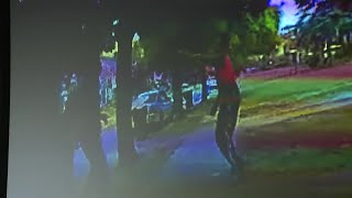 Chief Craig releases video of officer-involved shooting