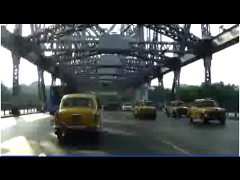 Indian Roads | Glimpses Of Howrah Station To Gol Park, Kolkata, West Bengal, India