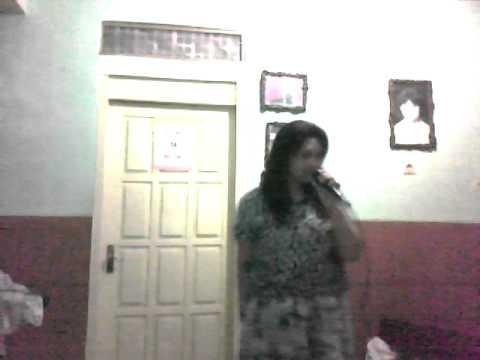Girl NExt Door Sing One Moment In Time Karaoke [miss Bey]