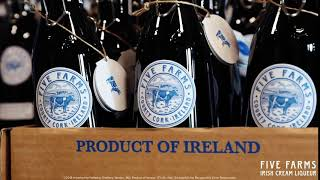 Five Farms Irish Cream - Product of Ireland (:06)