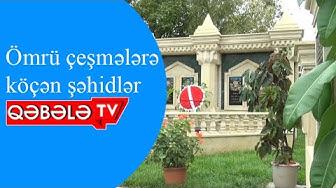 QƏBƏLƏDƏ DAHA BİR ŞƏHİD BULAĞI AÇILDI - QƏBƏLƏ TV