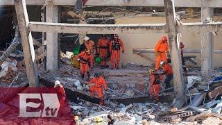 Crónica de la explosión en el hospital infantil de Cuajimalpa/ Excélsior Informa