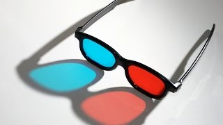 How to Make 3D Glasses with Common Items ? (BY CRAZY HACKER)