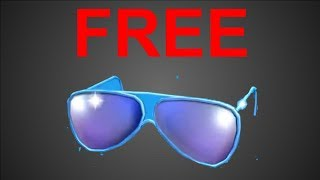 HOW TO GET THE SUPER SOCIAL SHADES ROBLOX