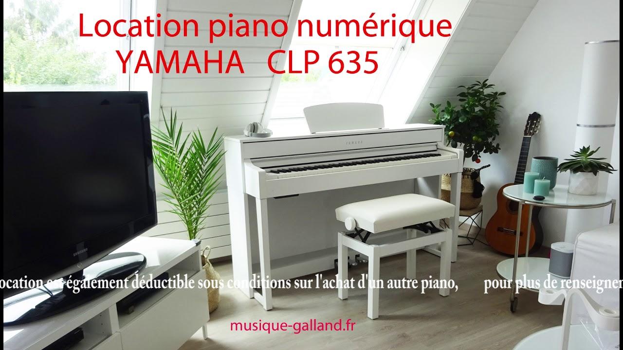 Location de pianos à Mulhouse GALLAND