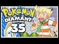 POKÉMON DIAMANT # 35 💎 Fleetburg - Am Wasser gebaut! [HD60] Let's Play Pokémon Diamant