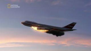 Kilka minut po starcie samolot rozpadł się na kawałki! [Katastrofa w przestworzach]