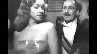 "Julius Henry ""Groucho"" Marx (October 2, 1890 -- August 19, 1977) wa..."