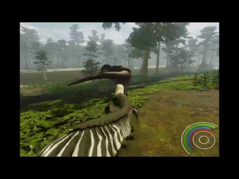 Saurian - Dakotaraptor vs T.Rex (2)