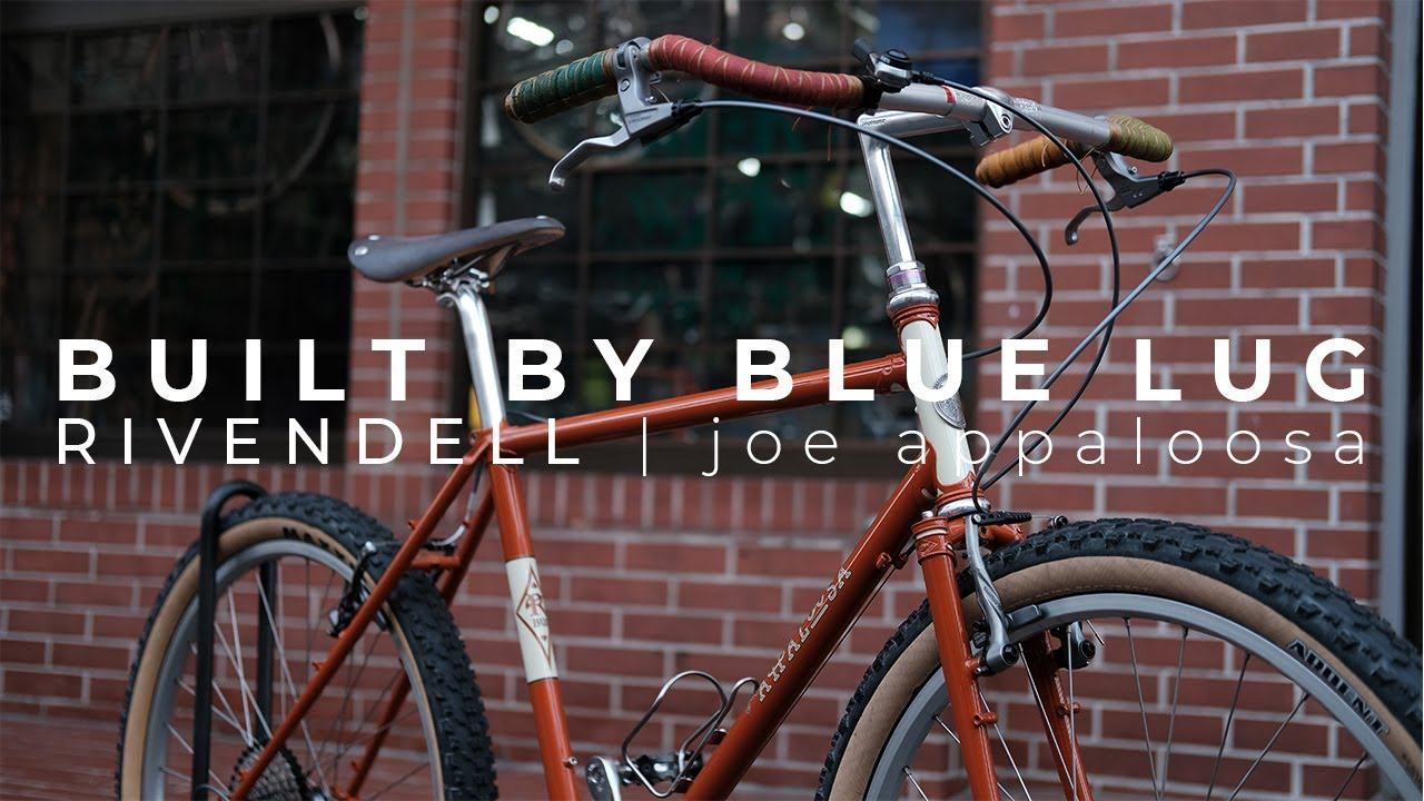 Download RIVENDELL joe appaloosa  BUILT BY BLUE LUG -ずっと見てられる自転車組み立て #1-