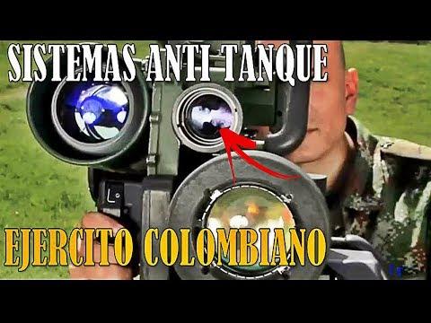 Sistemas Anti-tanque Del Ejercito Colombiano