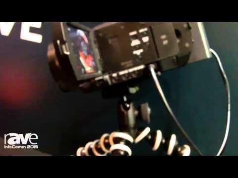 InfoComm 2015: DELTACAST Demonstrates The DELTA-H4K-ELP 20 to rAVe