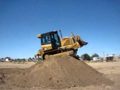Cat D4k Dozer Youtube