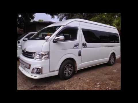 Toyota KDH van | Sri lanka | for Sale - www ADSking lk - YouTube