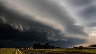 Gwałtowne burze nad Lubelszczyzną - 08.06.2020 (Niesamowite Łowy, Superkomórki, Układ Burzowy)