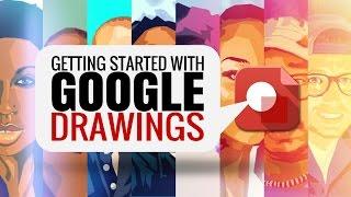 Google Drawings 101