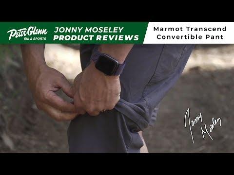2019 Marmot Transcend Convertible Pant Review By Peter Glenn