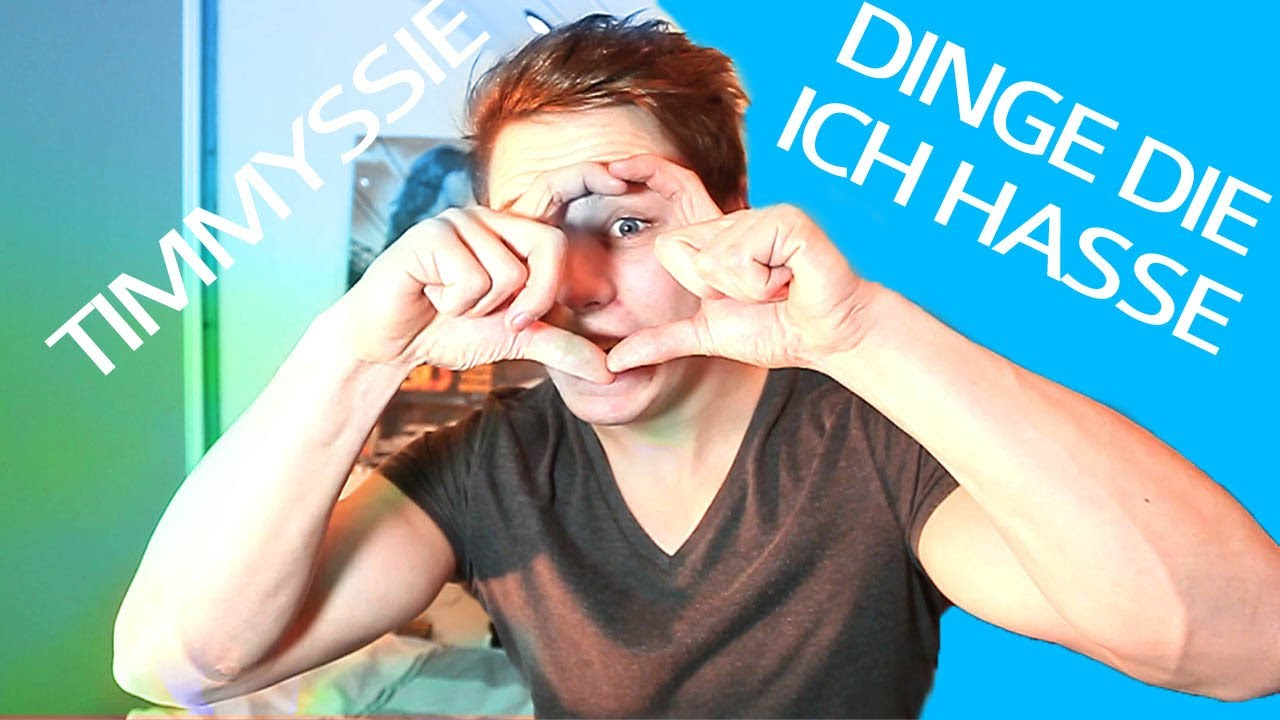 ICH HASSE EUCH ALLE!!! - YouTube