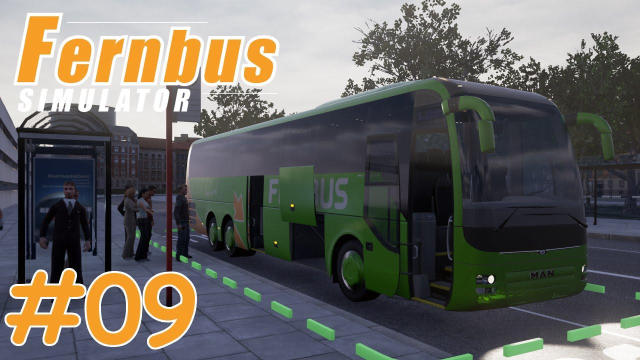 Let\'s Play Fernbus Simulator Teil 9 - UNFALL IM TUNNEL | Liongamer1 ...