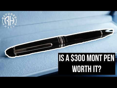 Is a Montblanc Meisterstuck rollerball worth it?