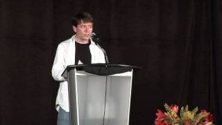 Michael Crummey Reads from Galore (Part 2)