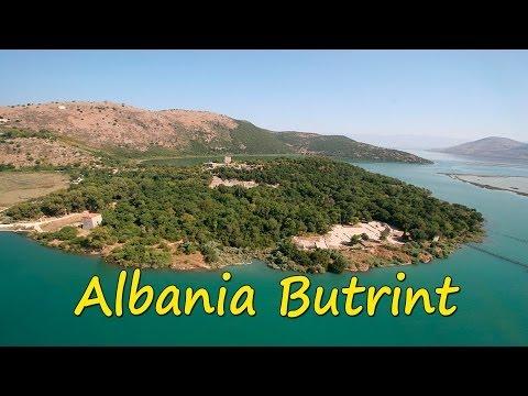 Albania - Butrint starożytne miasto (HD)