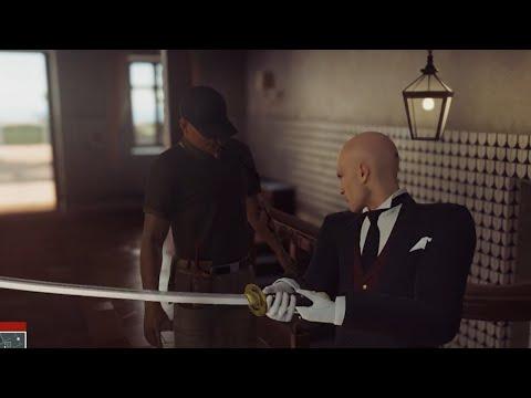 HITMAN: The Bushido Butler