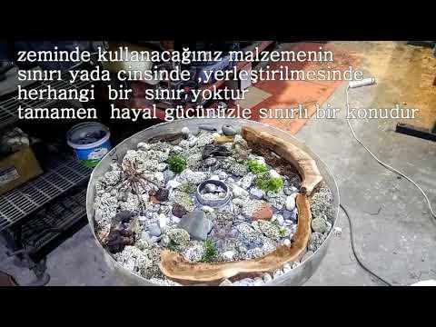 epoxy okyanus masa yapım aşaması www.irfmotor.com