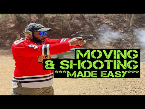 PROVECTUS QUICKIE | HOW TO MOVE AND SHOOT WITH A PISTOL THE EASY WAY